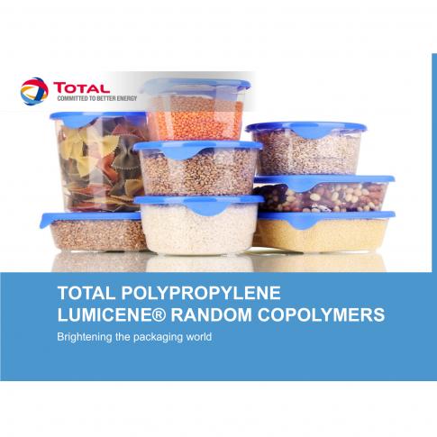 Lumicene® metallocen PPR bringt höchste Transparenz, Festigkeit, Produktivität und Organoleptik - Bild