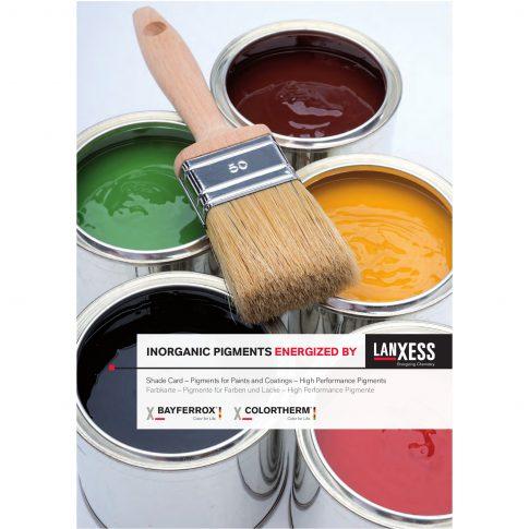 Mikronisierte und andere High Performance Pigmente für die speziellen Anforderungen der Lackindustrie - Bild