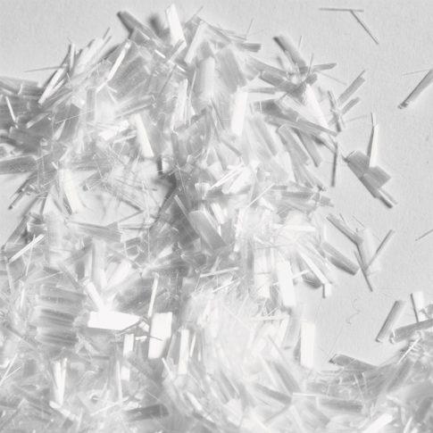 Glasfaser kurzgeschnitten - Bild