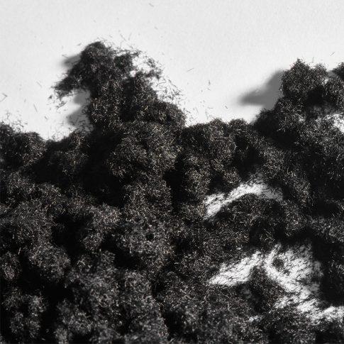 Zellwolle als Füllstoff - Bild