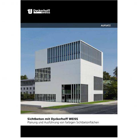 Planung & Ausführung farbiger Sichtbetonflächen - Bild