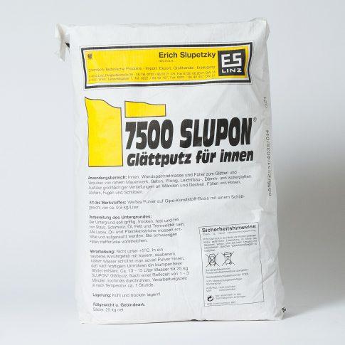 7500 SLUPON® - Bild