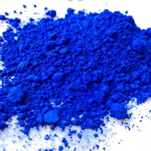 Foto unseres Ultramarinblaupulvers HS54 - Bild
