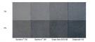 Vergleich zweier Pigmente - Bild