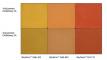 Wirkung verschiedener Pigmente in Weißzement und Grauzement - Bild